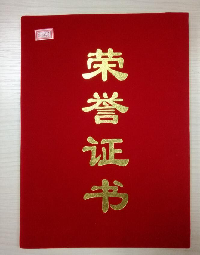 """恭喜北京盛维安泰荣获""""2018年北京市诚信系统集成企业""""荣誉证书2"""